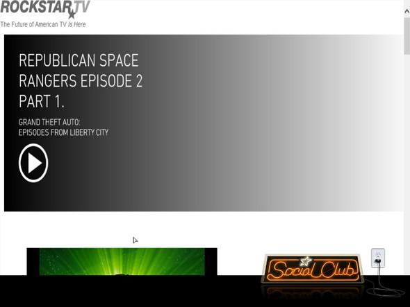 Der rockstar tv Bildschirm in dem ich festhänge - (Computerspiele, GTA 4, Startprobleme)
