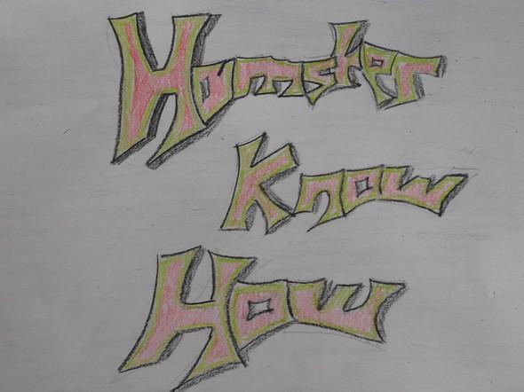 Hamster Know How - (Kunst, malen)