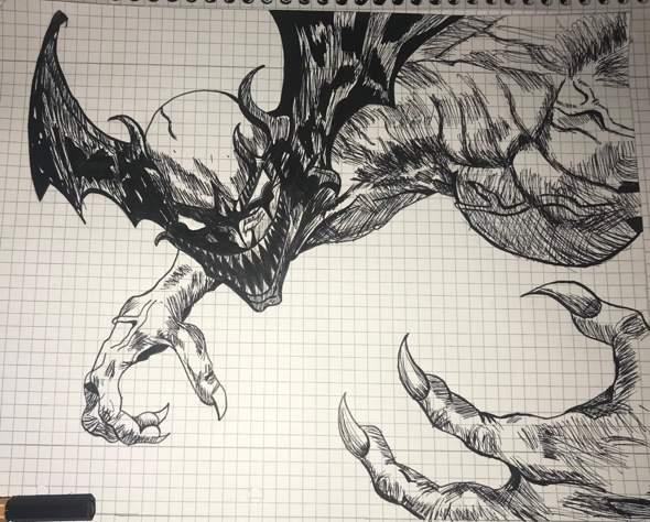 - (Anime, zeichnen, malen)