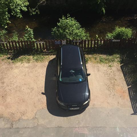 Bild 1 - (Garage, Genehmigung, Carport)