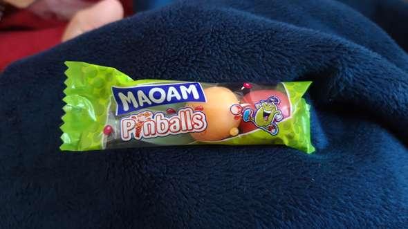 Drinne gelatine in ist maoam Smarties gummibärchen