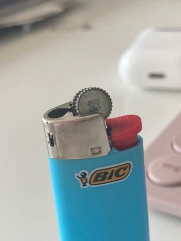 Kann ich mein Feuerzeug noch reparieren?