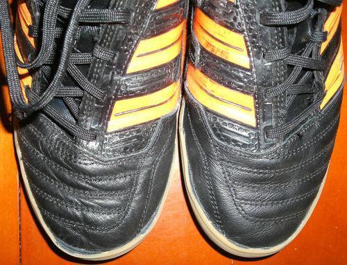 vorne die sohle... - (Fußball, Schuhe)