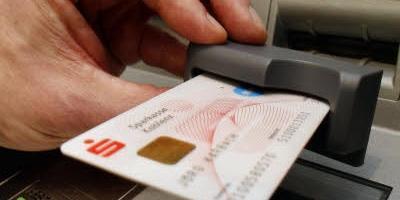 Die Karte - (Bank, EC-Karte)