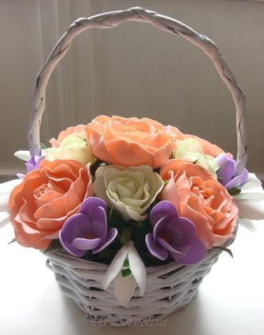 Kann ich meiner Freundinnen eine Deko künstliche Blumen schenken?