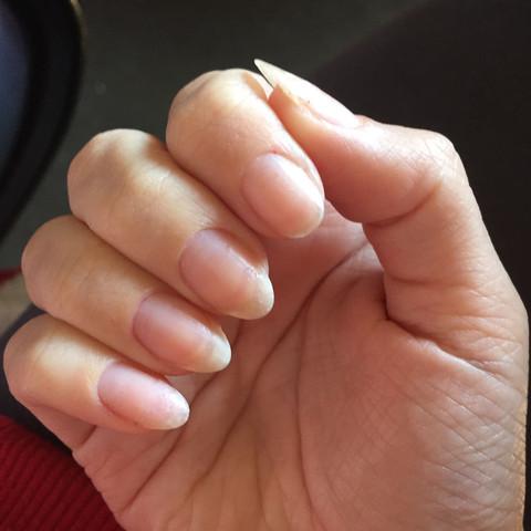 Kann Ich Mir Ballerina Nails Feilen Oder Eher Nicht Nagel