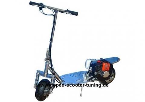 kann ich mit 15 einen Benzin Scooter Fahren ( Siehe Bild )