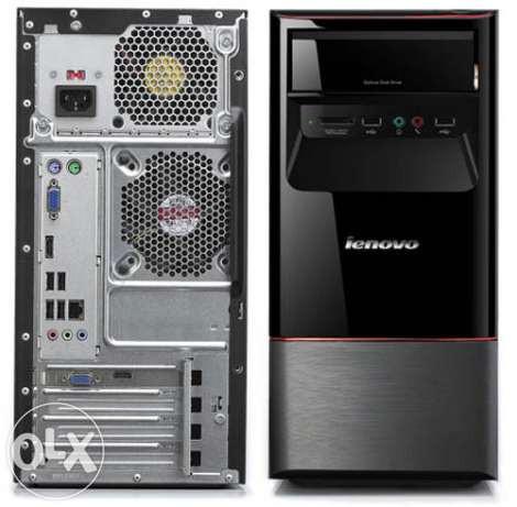 Lenovo H430 Grafik-Ausgang  - (Computer, Grafikkarte, Monitor)