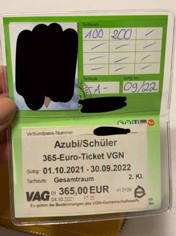 Kann ich mit meiner Fahrkarte nach Erlangen fahren?