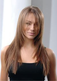 Frisuren Lange Glatte Haare Stufen Stilvolle Frisuren Fur Jeden Tag