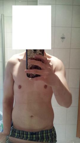Ich - (Körper, Training, Muskelaufbau)