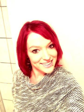 Diese Farbe war Syoss , eigentlich total schön aber nur für 4 Tage :( - (Haare, Beauty, Haarfarbe)
