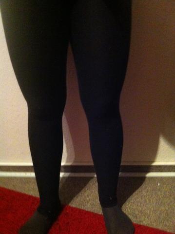 Kann ich noch Leggings tragen? (Tipps, Figur)