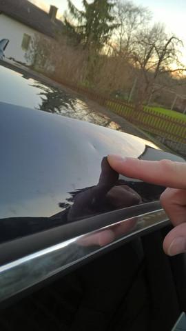 Dellen am Dach - (Auto, Schadensersatz)