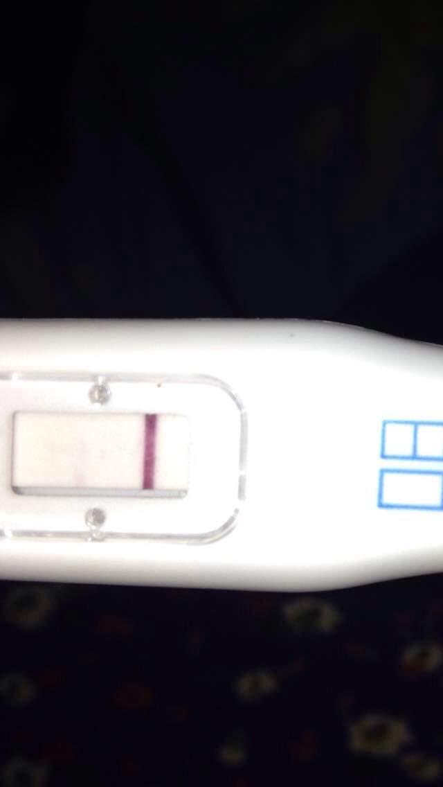 Morgenurin schwangerschaftstest Schwangerschaftstest mit