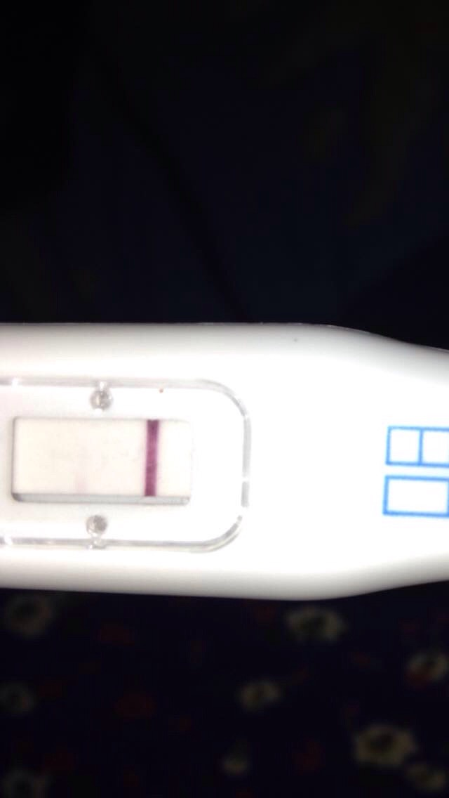 Schwangerschaftstest Tagsüber