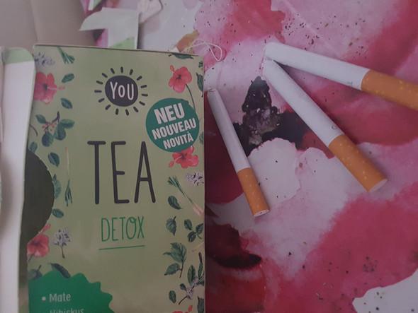 Kann Ich Tee rauchen Und Wenn ja, Wie?