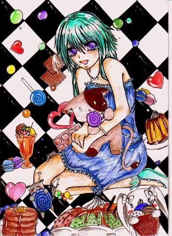 per hand - (Manga, zeichnen)