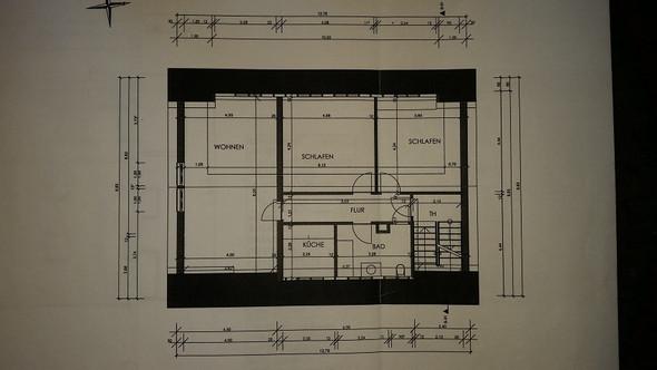 kann ich von einem lageplan des hauses die quadratmeter berechnen ich weis ja breite mal l nge. Black Bedroom Furniture Sets. Home Design Ideas