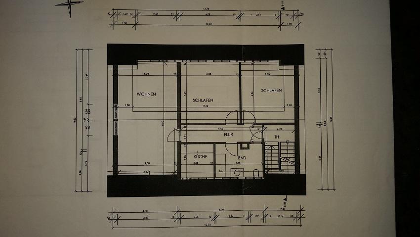 kann ich von einem lageplan des hauses die quadratmeter. Black Bedroom Furniture Sets. Home Design Ideas
