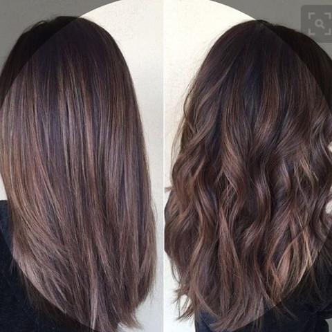 Kann Ich Vor Dem Ombre Farben Beim Friseur Meine Haare Selber Vor