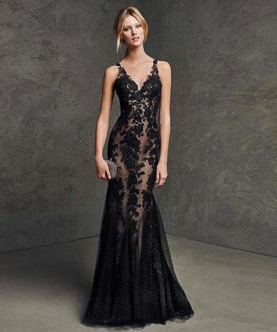 Kann ich zum 80 Geburtstag das Kleid ( mit Bild) anziehen ? (Party)
