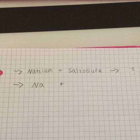 Das ist die Aufgabe :) - (Schule, Chemie, Naturwissenschaft)