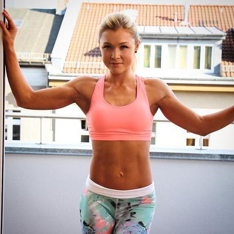 Sophia thiel - (Sport, Bodybuilding)