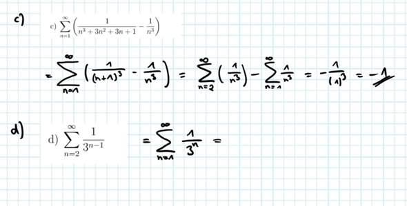 Kann jemand bei d) weiterhelfen? Zumindest einen Tipp geben wie man weiter machen sollte? Ich weiß das 1/2 rauskommt aber wie ist der Lösungsweg?
