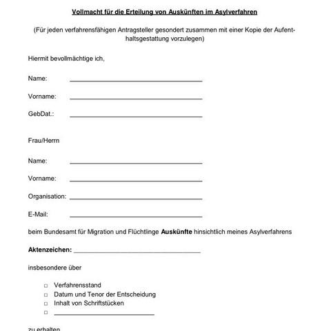 Kann Jemand Bitte Kurz Schreiben Deutschland Flüchtlinge Formular