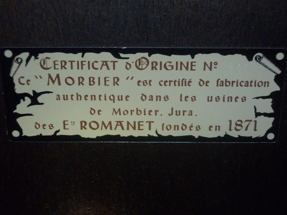 40 - (Uhr, Frankreich, Wert)