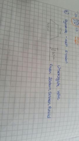 Die Aufgaben  - (Mathematik, Strahlen Satz)