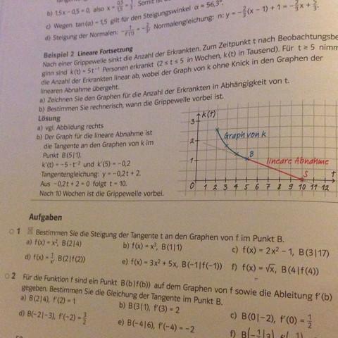 kann jemand diese aufgaben lösen!?mathe Gymnasium? (Hausaufgaben ...