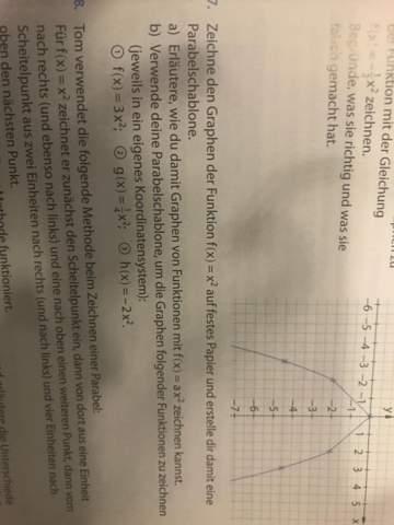 Kann jemand diese Matheaufgabe lösen?