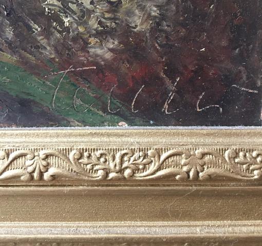 Signatur - (Geld, Kunst, Wert)