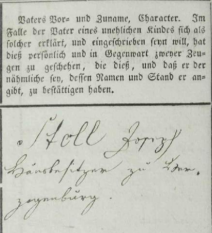 Kann jemand diese deutsche Kurrentschrift lesen aus dem Jahr 1841?