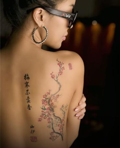 tattoo chinese - (Uebersetzung, Tattoo, China)
