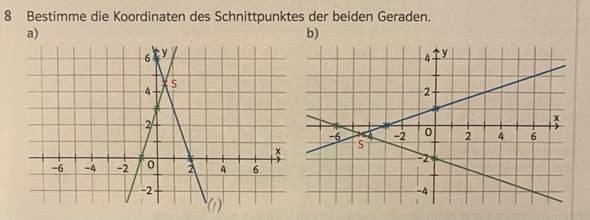 Kann jemand mir bei der Aufgabe 8A helfen?