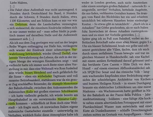Kann jemand mir bitte in Deutsch helfen?