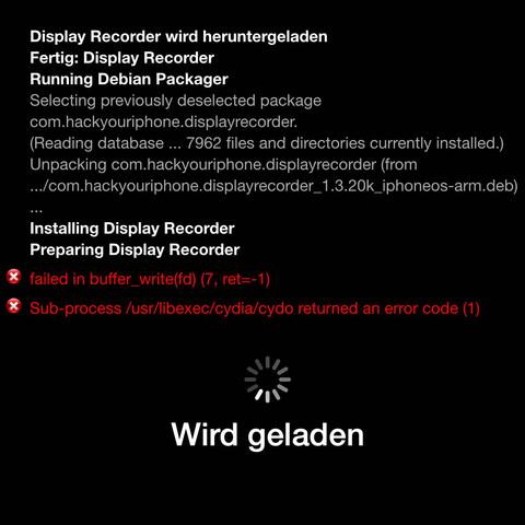 Bild1 - (Apps, Jailbreak, installieren)