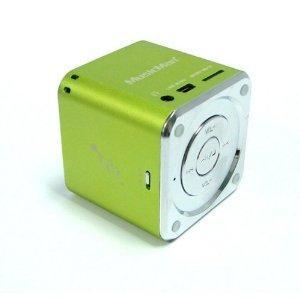 Kann man an diesen Lautsprecher diesen MP3-Player anschließen?
