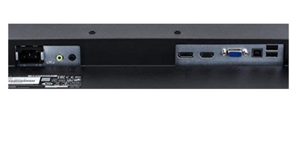 Kann man an diesen Monitor Lautsprecher anschliessen?