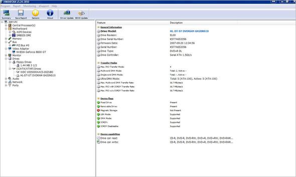 (S)ATA/ATAPI Drives - (Computer, Festplatte, Windows Vista)
