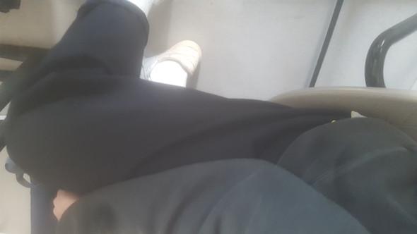 Kann man Anzughosen zum Streetstile tragen?