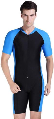 Kann man auch mit diesen Badeanzug (für Herren) ins Schwimmbad gehen?