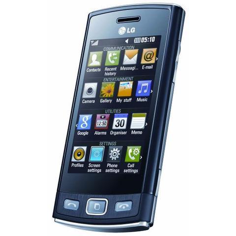 LG GM360 - (Handy, Smartphone, Apps)