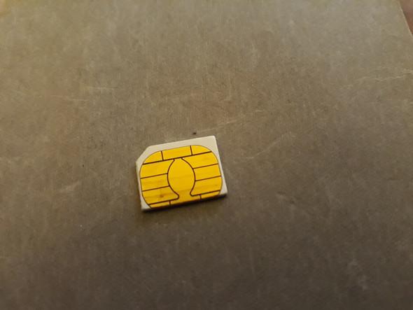 Sim Karte Zuschneiden Nano.Kann Man Aus Dieser Micro Sim Card Eine Nano Sim Card