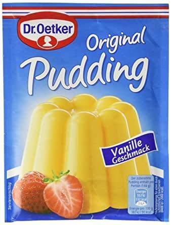 Kann man aus Pudding Pulver ein Milkschake machen?