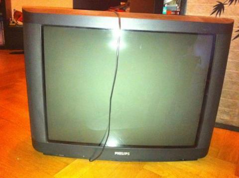 Kann man bei einem Röhren TV eine Wii anschließen?