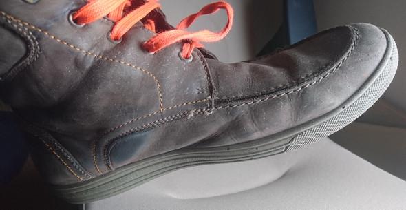 Kann man bei so einem Schuh die Sohle austauschen? (Schuhe